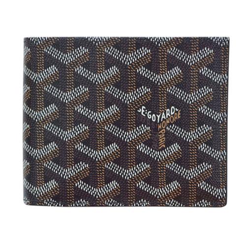 ハロウィン クーポン祭 ゴヤール 財布 APM11001 二つ折り小銭入れ付き財布 ST FLORENTIN ブラック