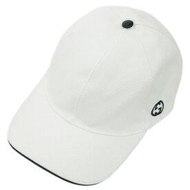 グッチ 帽子 387554-9000 GUCCI キャップ カジュアル ダブルG キャンバスオフホワイト ウェビング レッドxネイビー アウトレット あす楽対応 キャッシュレスで5%還元!
