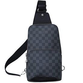 ルイヴィトン バッグ N41719 LOUIS VUITTON ヴィトン ダミエ・グラフィット LV メンズ ボディバッグ ワンショルダー アヴェニュー・スリングバッグ あす楽対応 キャッシュレスで5%還元!