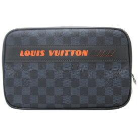 ルイヴィトン バッグ N60245 LOUIS VUITTON ヴィトン ダミエ・コバルト LV メンズ トラベルポーチ トゥルース・トワレ GM あす楽対応