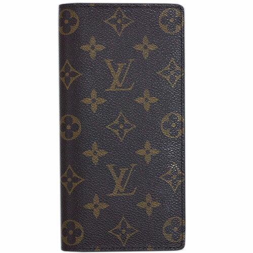 ハロウィン クーポン祭 ルイヴィトン 財布 M66540 LOUIS VUITTON ヴィトン モノグラム LV メンズ ファスナー長札 長財布 ポルトフォイユ・ブラザ わけありセール 596 あす楽対応