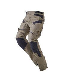 【あす楽】【メンズ】RSY261【カーキ】【BLサイズ】DRYMASTER エクスプローラー パンツ アールエスタイチ【膝プロテクター標準装備】