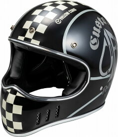 【あす楽】YBFH-001【ブラック】【フリーサイズ】YC スペードカフェ ヘルメット イエローコーン