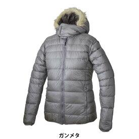 あす楽 パワーエイジ/POWERAGE マイクロダウンfemme バイク/レディース/秋冬 ガンメタ WLサイズ PDL-356