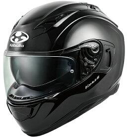 【あす楽】カムイ3【ブラックメタリック】【サイズ L】【59~60cm】ヘルメット カブト【インナーサンシェード】【ウェイクスタビライザー】【フルフェイス】