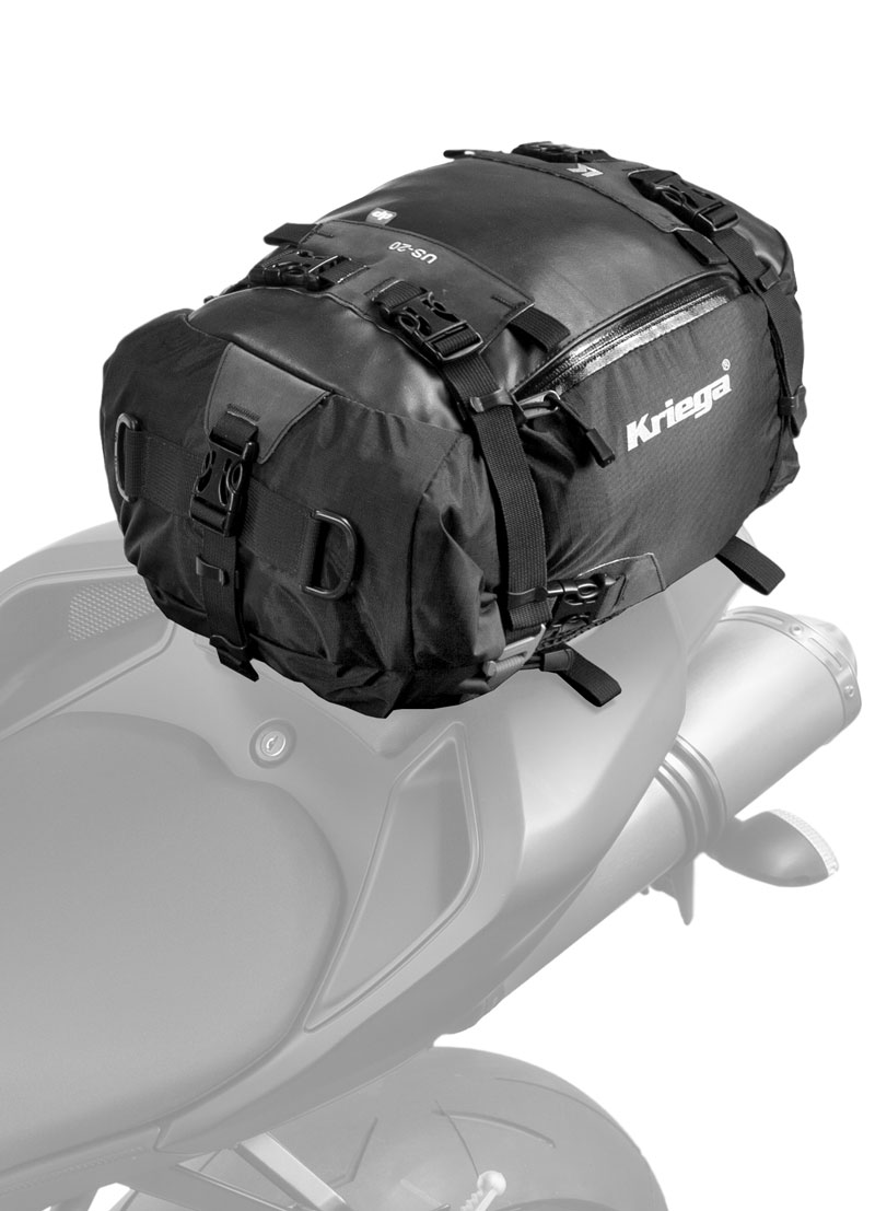 【あす楽】US-20 ドライパック クリーガ KUSB20【防水】【20L】【シートバッグ】【コンビニ受取対応商品】