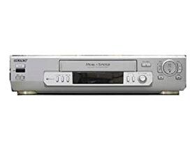 【中古】SONY SLV-R150 VHSビデオデッキ
