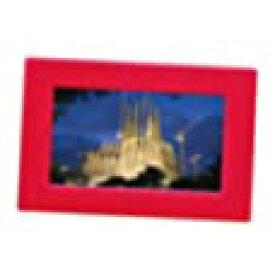 【中古】GREEN HOUSE デジタルフォトフレーム 7インチ 解像度800×480 ピンク GHV-DF7DP