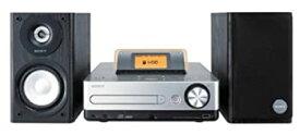 【中古】SONY NETJUKE HDDコンポ HDD160GBHDD CMT-E350HD/S シルバー
