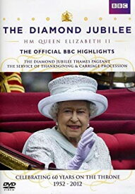 【中古】The Diamond Jubilee Hm Queen E [DVD] [Import]