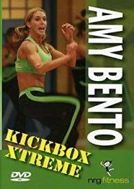 【中古】Amy Bento: Kickbox Xtreme Workout