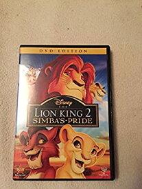 【中古】The Lion King II: Simba's Pride [DVD]