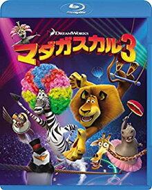 【中古】マダガスカル3 [Blu-ray]