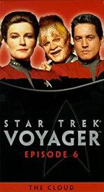 【中古】Star Trek Voyager: The Cloud [VHS]