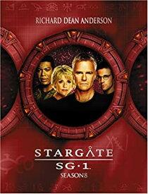 【中古】スターゲイト SG-1 シーズン8 DVD ザ・コンプリートボックス