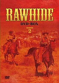 【中古】ローハイド シーズン2 DVD-BOX