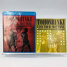 【中古】東方神起 / LIVE TOUR 2012 ~TONE~ (セブンネット限定特典) 差し替えジャケット付き [Blu-ray]