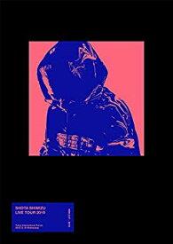 【中古】【店舗限定特典つき初回製造分】 SHOTA SHIMIZU LIVE TOUR 2019 (ブックレット封入、三方背ケース)(クリアポーチ付き)(Blu-ray)