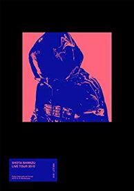 【中古】SHOTA SHIMIZU LIVE TOUR 2019(Blu-ray)(特典なし)