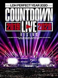 """【中古】【初回仕様 早期購入特典あり】LDH PERFECT YEAR 2020 COUNTDOWN LIVE 2019→2020 """"RISING""""(Blu-ray Disc2枚組(スマプラ対応))(三方背ケース仕様"""