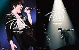 【中古】【W購入者特典あり】【メーカー特典あり】TAKUYA KIMURA Live Tour 2020 Go with the Flow [初回限定盤+初回プレス通常盤] [Blu-ray] (オリジナ