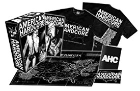 "【中古】AMERICAN HARDCORE SPECIAL BOX ""Everything Gone Black""EDITION (初回限定生産) [DVD]"