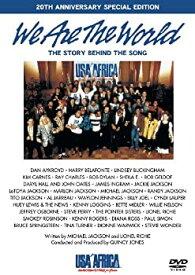 【中古】We Are The World ザ・ストーリー・ビハインド・ザ・ソング 20th アニヴァーサリー・スペシャル・エディション [DVD]