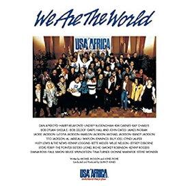 【中古】We Are The World DVD+CD (30周年記念ステッカー付)