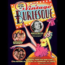 【中古】Learn the Art of Vintage Burlesque / [DVD] [Import]