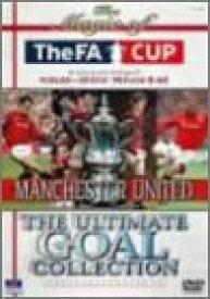 【中古】ザ・マジック・オブ・ザ・FAカップ マンチェスター・ユナイテッド アルティメット ゴールズ [DVD]