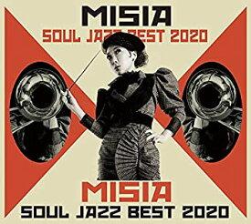 【中古】MISIA SOUL JAZZ BEST 2020 (初回生産限定盤A) (Blu-ray Disc付) (特典なし)