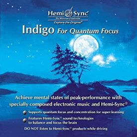 【中古】インディゴ : Indigo for Quantum Focus [ヘミシンク]