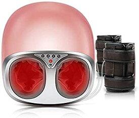 【中古】フェスティバルギフト指圧フットマッサージャー、電動ディープニーディングマッサージャー、空気圧縮/スクレーピング/ローリング/振動/熱/リモコ