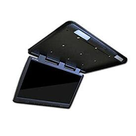 【中古】SPEEDER【HD液晶採用】22インチフリップダウンモニター (F2218)【ブラック】 F2218B