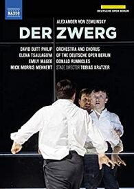 【中古】ツェムリンスキー:歌劇《こびと》 [DVD]