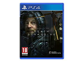 【中古】Death Stranding (PS4) (輸入版)