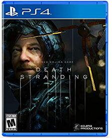 【中古】Death Stranding (輸入版:北米)- PS4