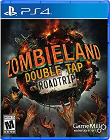 【中古】Zombieland: Double Tap Roadtrip(輸入版:北米)- PS4