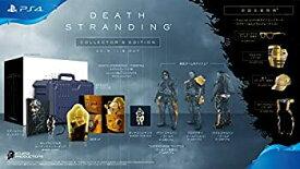【中古】【PS4】DEATH STRANDING コレクターズエディション【早期購入特典】アバター(ねんどろいどルーデンス)/PlayStation4ダイナミックテーマ/ゲーム内