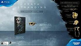 【中古】Death Stranding PlayStation 4 Special Edition デスストランディングプレイステーション4スペシャルエディション 北米英語版 [並行輸入品]