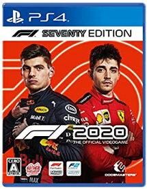 【中古】F1 2020 F1 Seventy Edition - PS4 (【初回封入特典】「70周年」DLCコンテンツ 同梱)