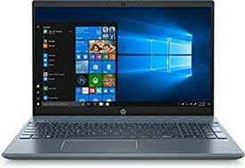 【中古】HP Pavilion 15.6インチ FHD AMD Ryzen 5 3500U AMD Radeon Vega 8 Graphics 8GB RAM 128GB SSD 1TB HDD ウェブカメラ Windows 10 ブルー ノート