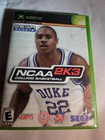 【中古】Ncaa College Basketball 2k3 / Game