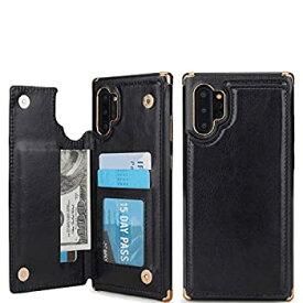 【中古】iPhone 7 Plus プラス レザー ケース 手帳型 アイフォン 7 Plus プラス 本革 防指紋 ビジネス ポーチケース 財布 カバー収納 無料付スマホ防水ポ
