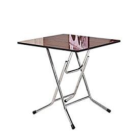【中古】麻雀ゲームテーブル スクエアポータブル麻雀テーブル折りたたみカードテーブルダイニングテーブル折りたたみポーカーゲームのテーブル世帯エンタ