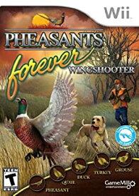 【中古】WII Pheasants Forever (輸入版)