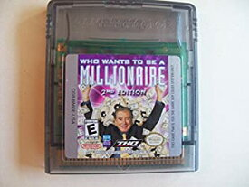 【中古】Who Wants to Be a Millionaire / Game