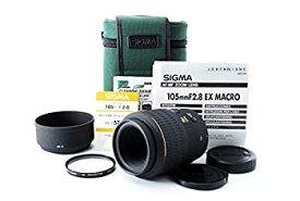 【中古】SIGMA シグマ AF 105mm F2.8 EX MACRO for SONY/MINOLTA