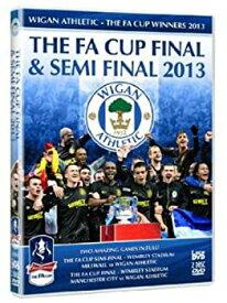 【中古】Wigan Athletic Fa Cup Final & [DVD] [Import]