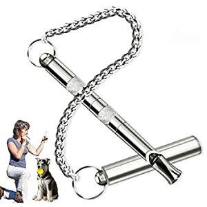 【新品】Lightton 犬笛 犬トレーニングホイッスル 超音波犬笛 犬 訓練笛 音階調節 プロフェッショナル 超音波ドッグトレーニングホイッスル 訓練 トレー